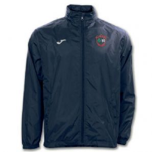 Clover United FC Navy Rainjacket - Adults 2018